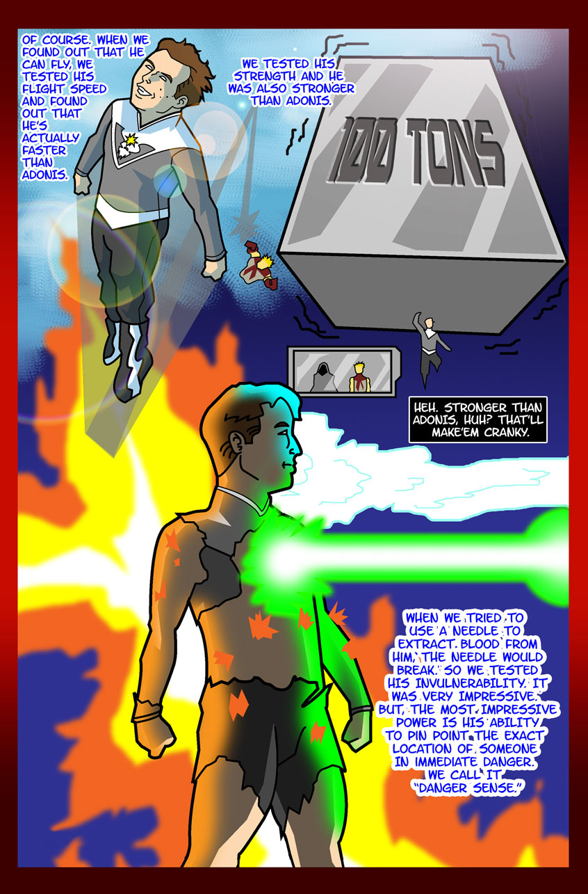 VICTORY chap 2 page 3