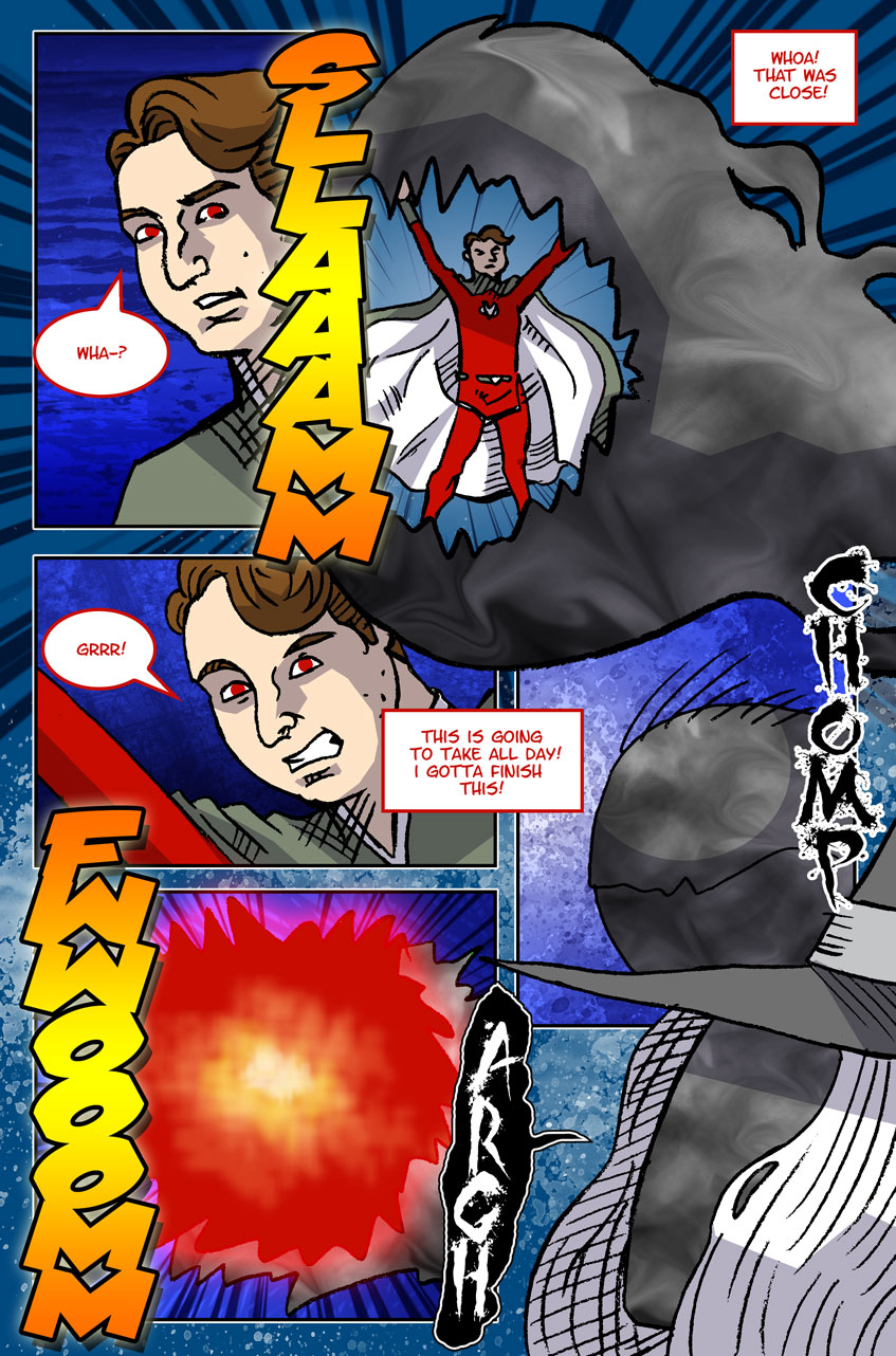 VICTORY chap 26 page 11