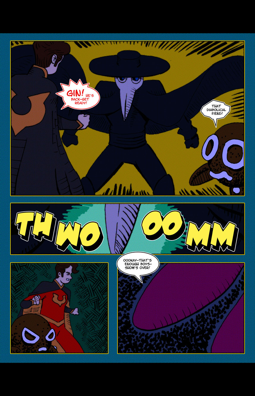 VICTORY chap 37 page 5