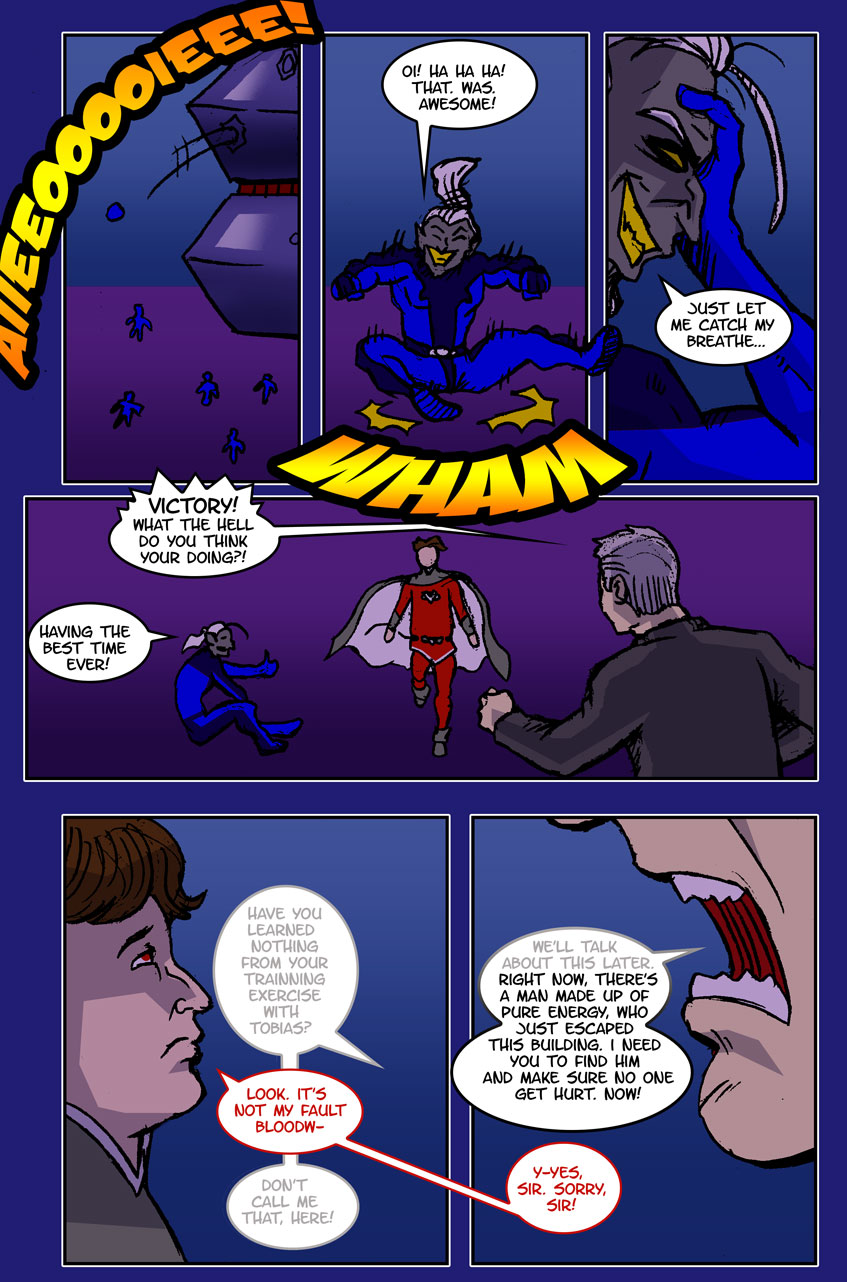VICTORY chap 20 page 11