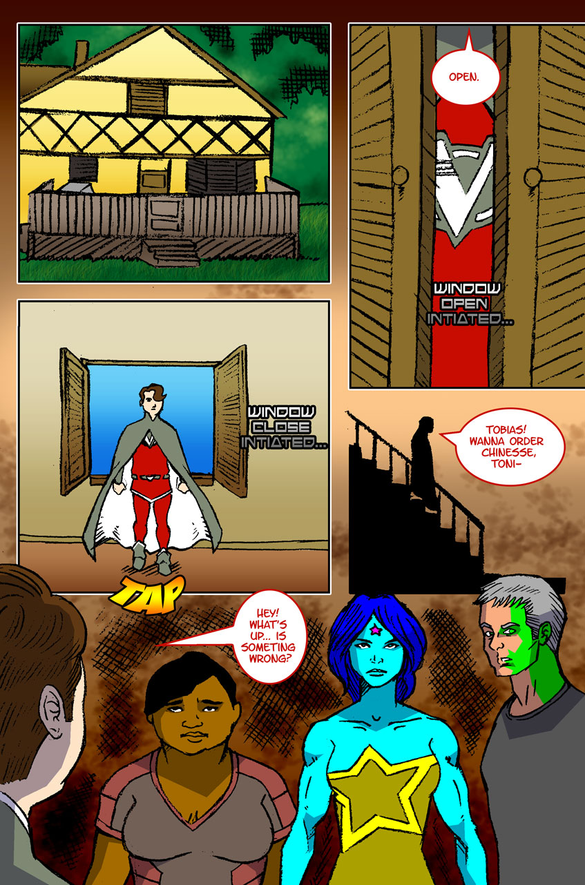 VICTORY chap 15 page 12