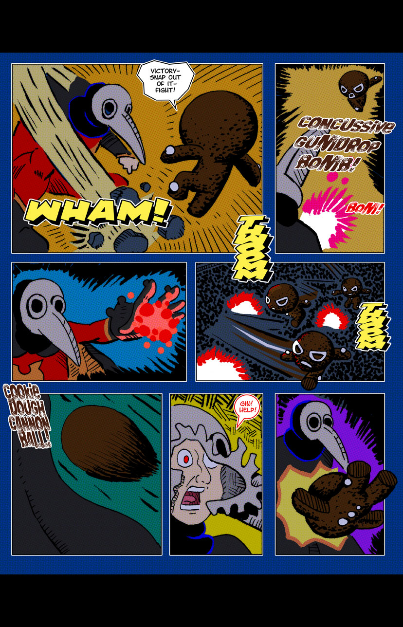 VICTORY chap 37 page 1