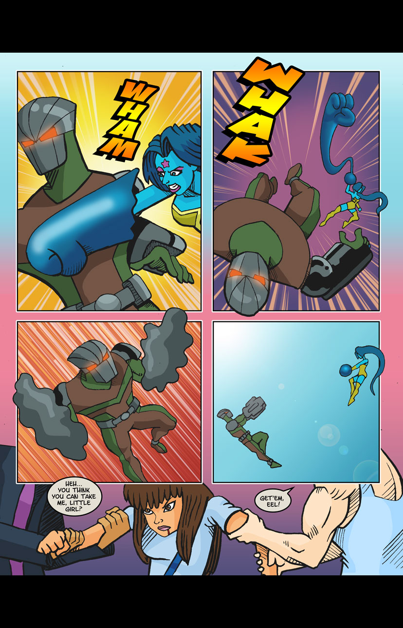 VICTORY chap 35 page 8