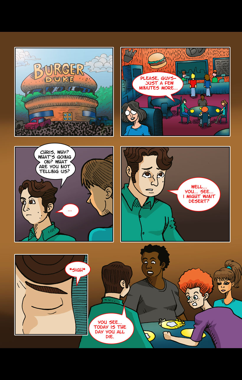 VICTORY chap 32 page 1