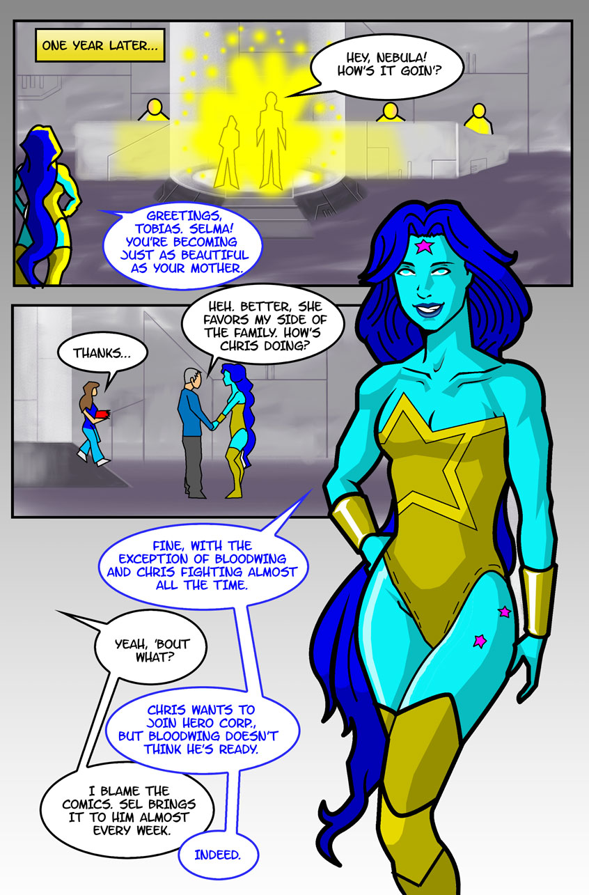 VICTORY chap 2 page 1
