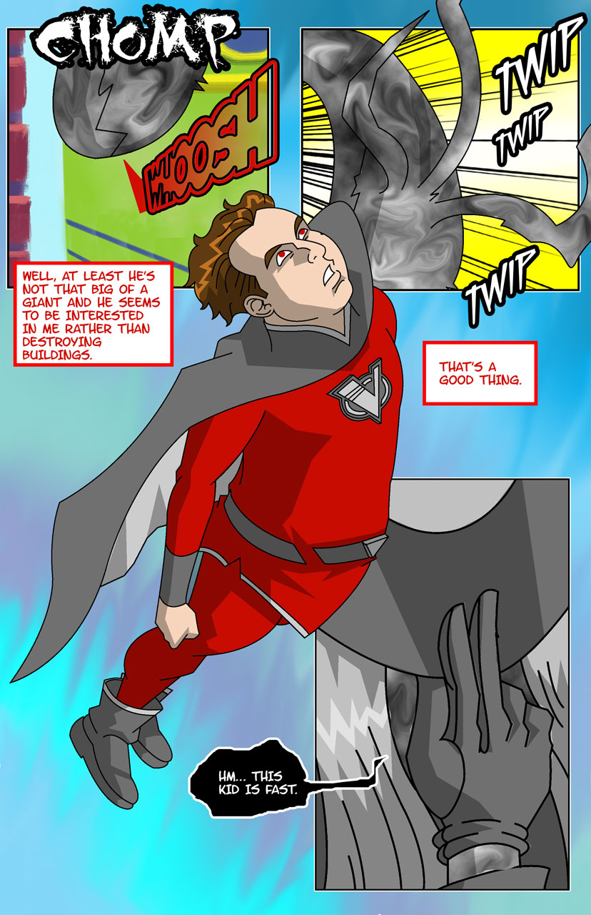 VICTORY chap 5 page 11
